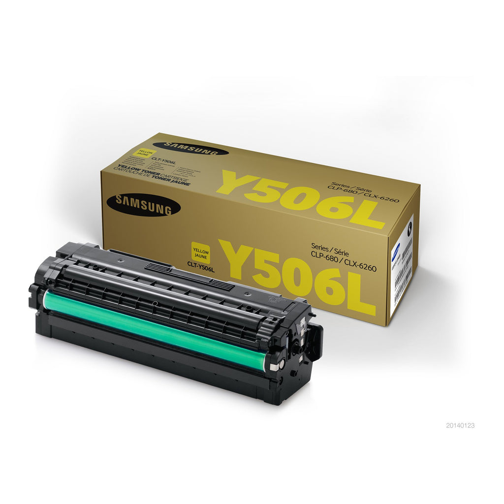 Samsung SU517A Yellow Toner Cartridge