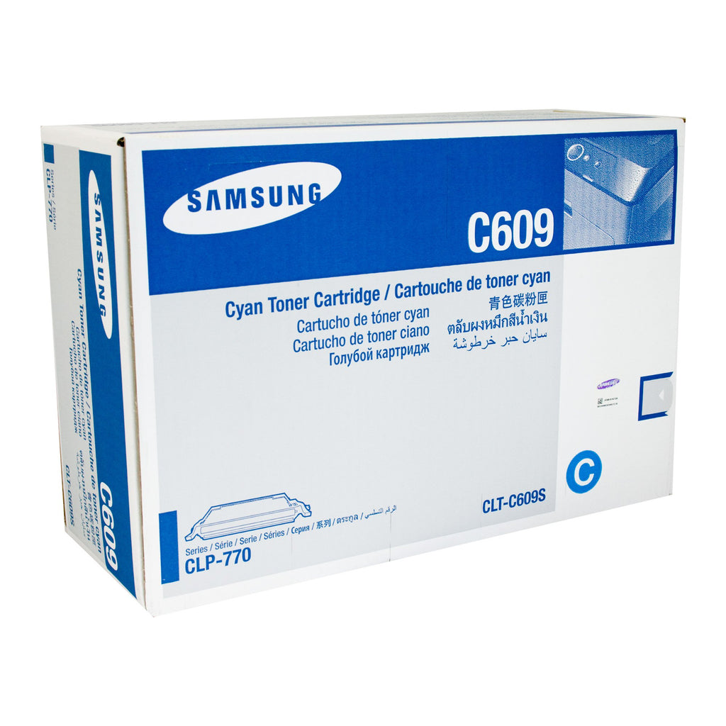 Samsung SU086A Cyan Toner Cartridge
