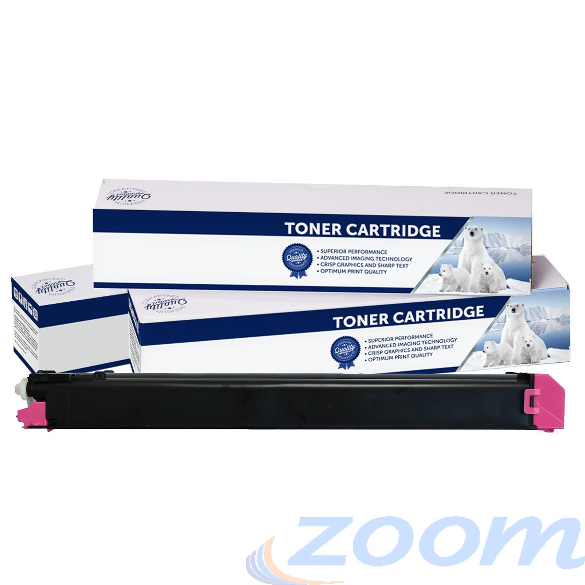 Premium Compatible Sharp MX23GTMA Magenta Toner Cartridge