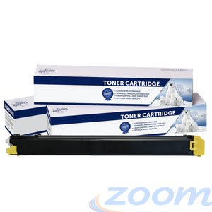 Premium Compatible Sharp MX23GTYA Yellow Toner Cartridge
