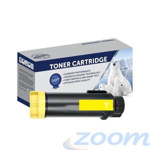Premium Compatible Xerox CT202613 Yellow Toner Cartridge