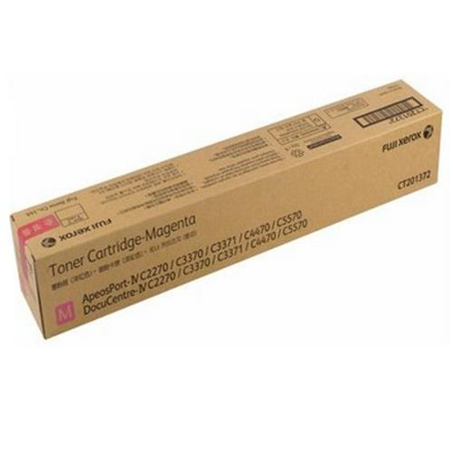 Fuji Xerox CT201372 Magenta Toner Cartridge