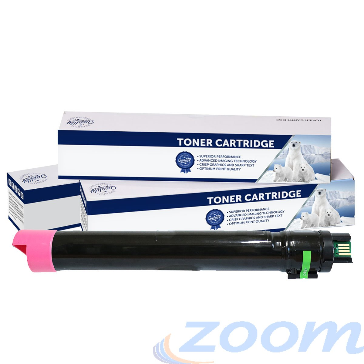 Premium Compatible Xerox CT201372 Magenta Toner Cartridge