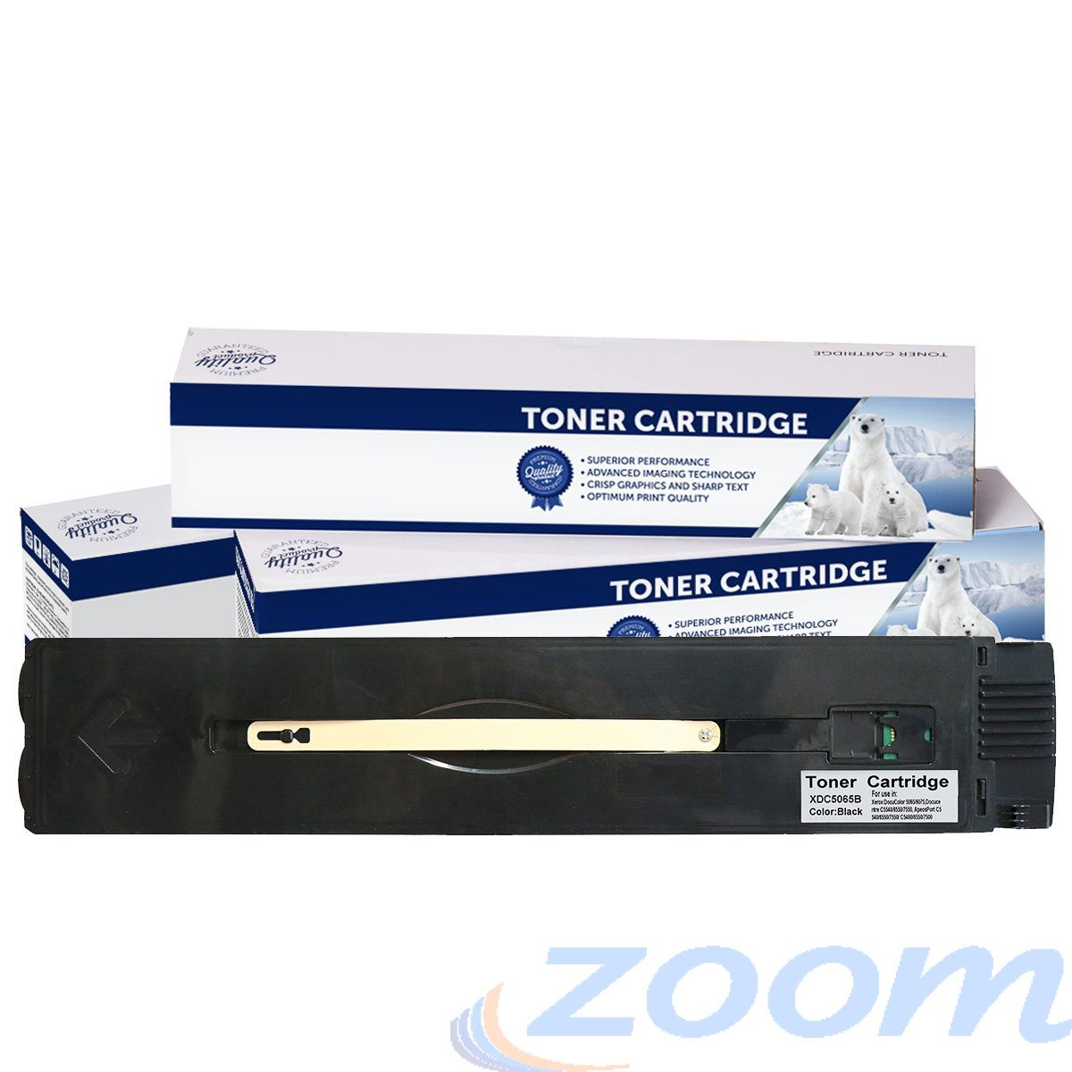 Premium Compatible Xerox CT200568 Black Toner Cartridge