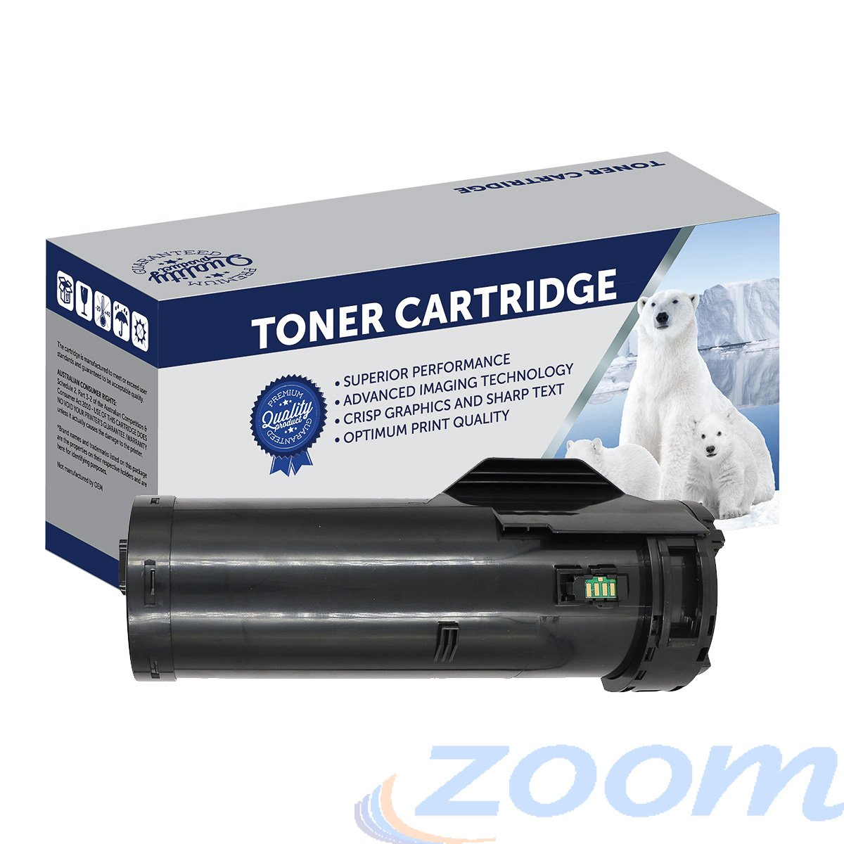 Premium Compatible Xerox CT202373 Mono Toner Cartridge