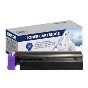 Premium Compatible Oki 45807117 Mono Toner Cartridge