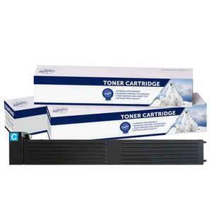 Premium Compatible Konica Minolta A0TM450, TN613 Cyan Toner Cartridge