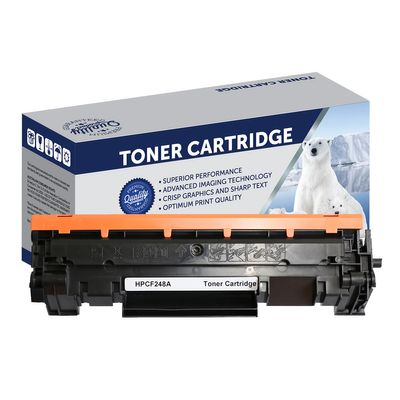HP CF248A, #48A, Compatible Mono Toner Cartridge - 1,000 Pages