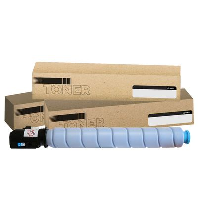 Canon TG58C, GPR58, Compatible Cyan Toner Cartridge - 18,000 Pages
