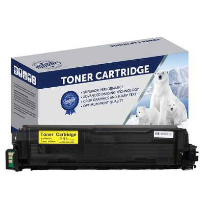 Samsung SV253A, CLTY603L, Compatible Yellow Toner Cartridge - 10,000 Pages