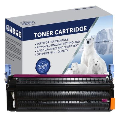 HP C9733A, #645, Compatible Magenta Toner Cartridge - 11,000 Pages