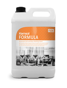 FORMULA AUTO DISH & GLASS WASH