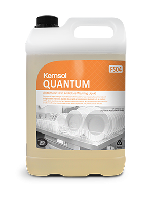QUANTUM MACHINE DISHWASH