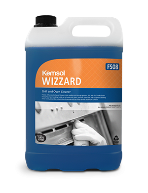 WIZZARD OVEN CLEANER