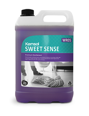 SWEET SENSE GERMICIDE DISINFECTANT