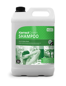 SHAMPOO - HAIR & BODY WASH
