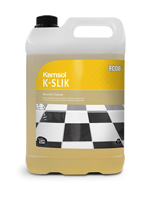 K-SLIK - NEUTRAL FLOOR/HARD SURFACE CLEANER
