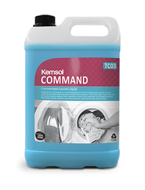 COMMAND LIQUID LAUNDRY DETERGENT