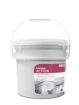 ACTION LAUNDRY POWDER