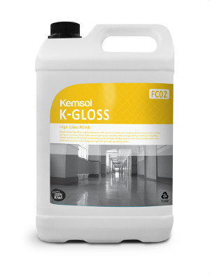K-GLOSS - FLOOR POLISH