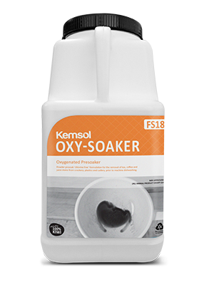 OXY SOAKER  - CUTLERY/CROCKERY SOAKER