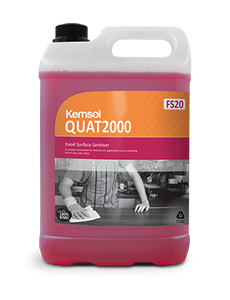 QUAT 2000 FOOD SURFACE SANITZER