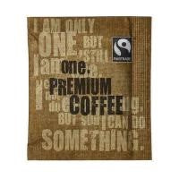 ONE FAIRTRADE INSTANT COFFEE - 250/CTN
