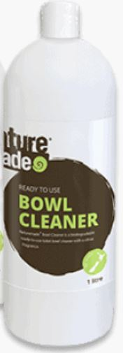 NATUREMADE - TOILET BOWL CLEANER