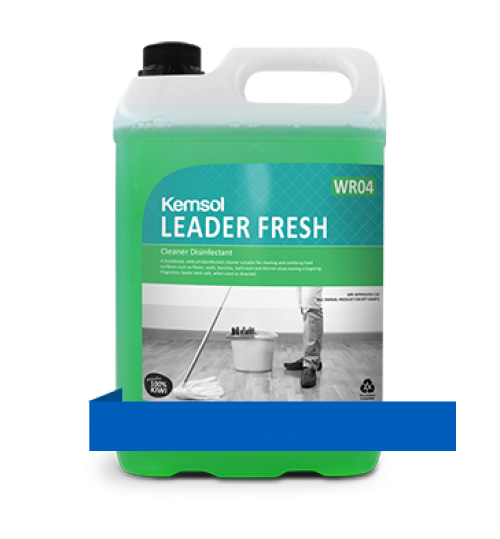 LEADER - CLEANER DISINFECTANT