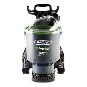 R650 RAPIDCLEAN THRIFT BACK PACK VACUUM
