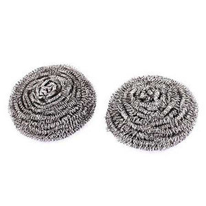 STAINLESS STEEL SPIRAL SCOURER - 70GM