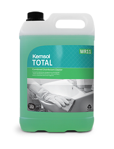 TOTAL - COMBINED SANITISER & CLEANER