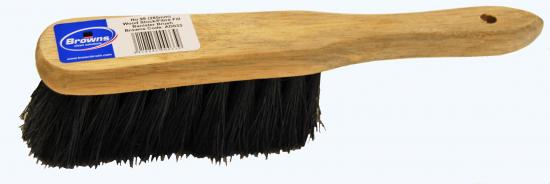 BANISTER BRUSH WOODEN HANDLE