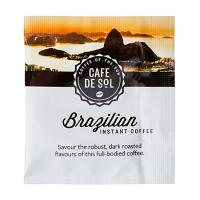 COFFEE SACHETS CAFE DE SOL BRAZILIAN  500/CTN