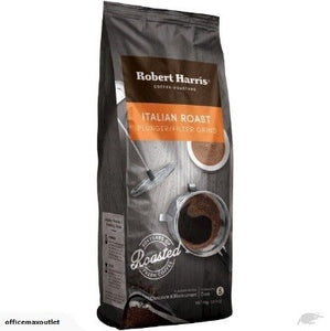 COFFEE - ITALIAN ROAST PLUNGER/FILTER GRIND - 1KG