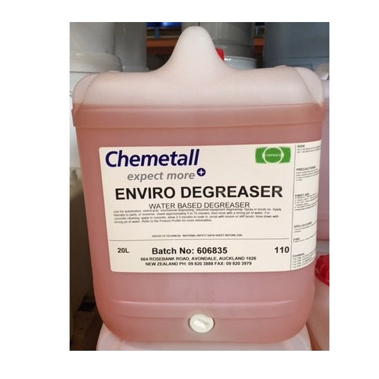 ENVIRO DEGREASER - GENERAL PURPOSE DEGREASER