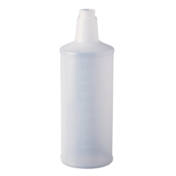SQUEEZE BOTTLE WITH FLIP TOP/PRESS CAP