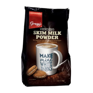 GREGG'S VENDING SKIM MILK POWDER 1KG