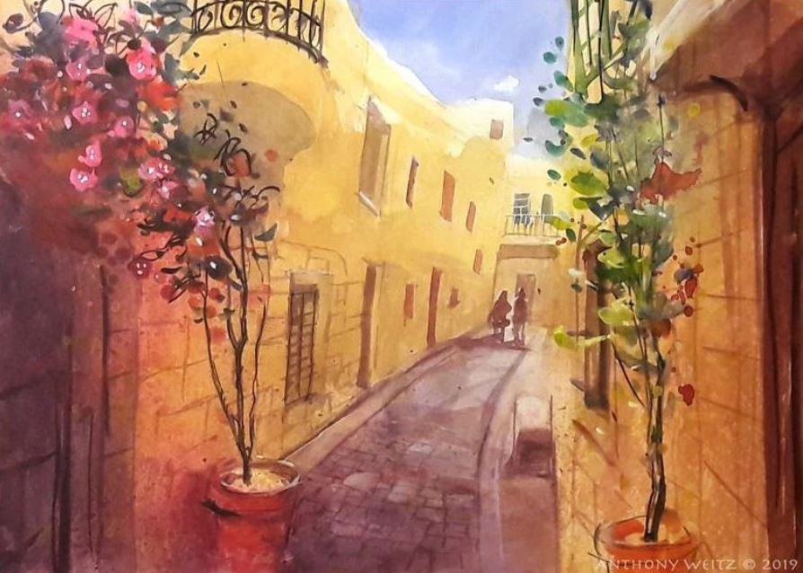 Bougainvillea Alley