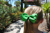 "1 x 4"" Medium Bow Hair Bobble - The Hair Bowtique"