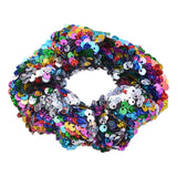 Luxury Sequin Sparkling Scrunchie - The Hair Bowtique