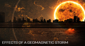 Geomagnetic Storm & Impacts on Technology