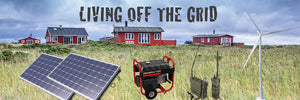 Off Grid Power - Generate Your Own Power
