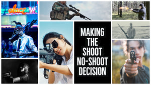 Making the Shoot/No-shoot Decision