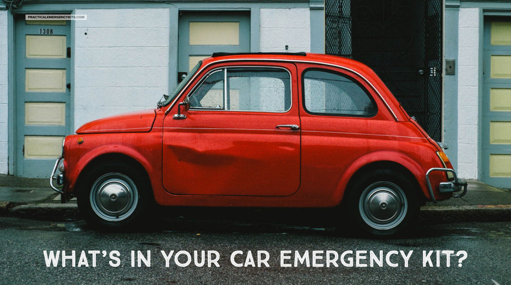 What's In Your Car Emergency Kit?