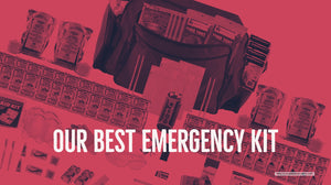 The Best Emergency Kit For Your Family
