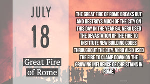 Fire Disaster in Rome