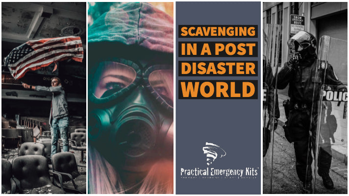 Scavenging in a Post-Disaster World