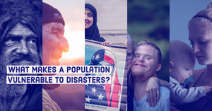 What Makes A Population Vulnerable To Disasters?