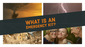 What Is An Emergency Kit?